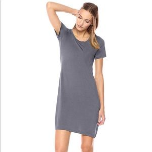 Dresses & Skirts - ❤️3 for $20- XL T-shirt Dress in Charcoal